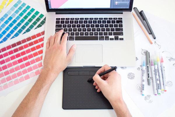 Graphic Design Colour Palette