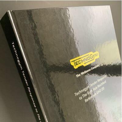 A4 Hardback Books