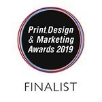 Print and Design Marketing Awards Finalists 2019